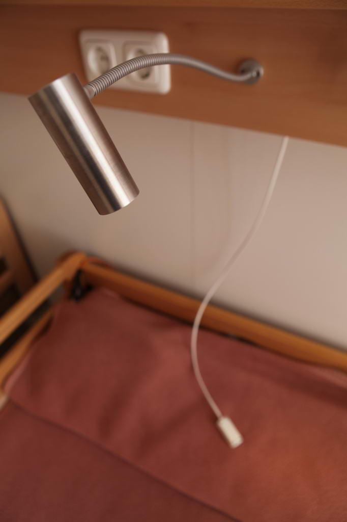 dando-art LED Flexleuchte mit Schnurschalter