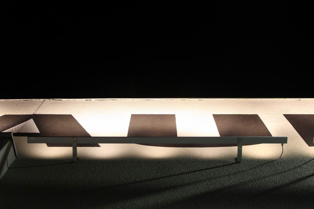 Gleichmäßige Lichtverteilung der LED-Außenbeleuchtung