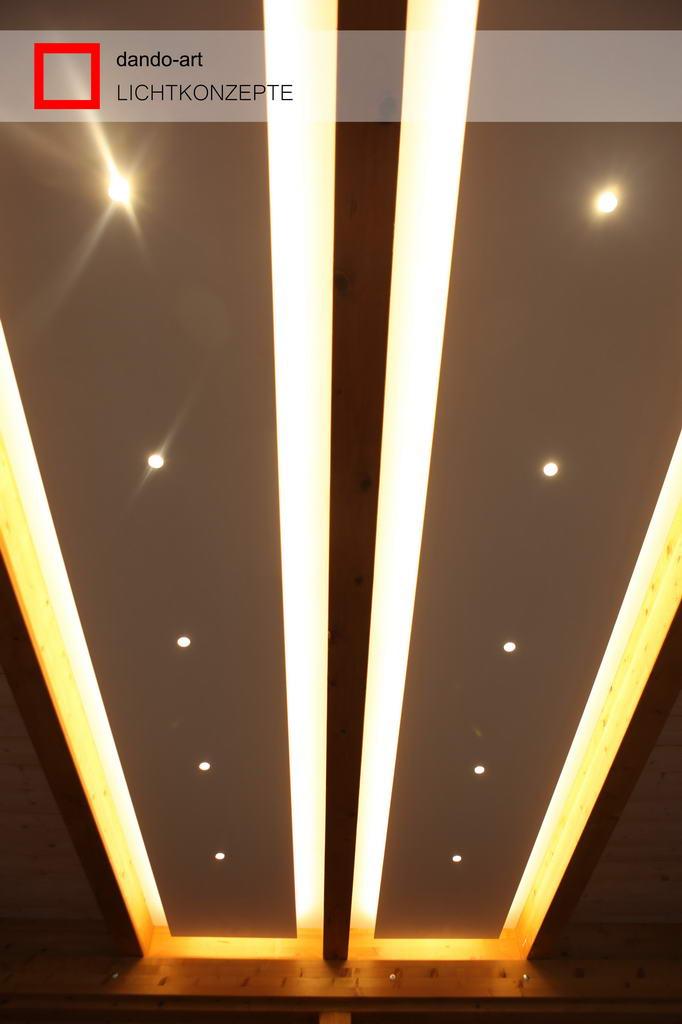 LED Leuchte von dando-art und Schreinerei Gutjahr