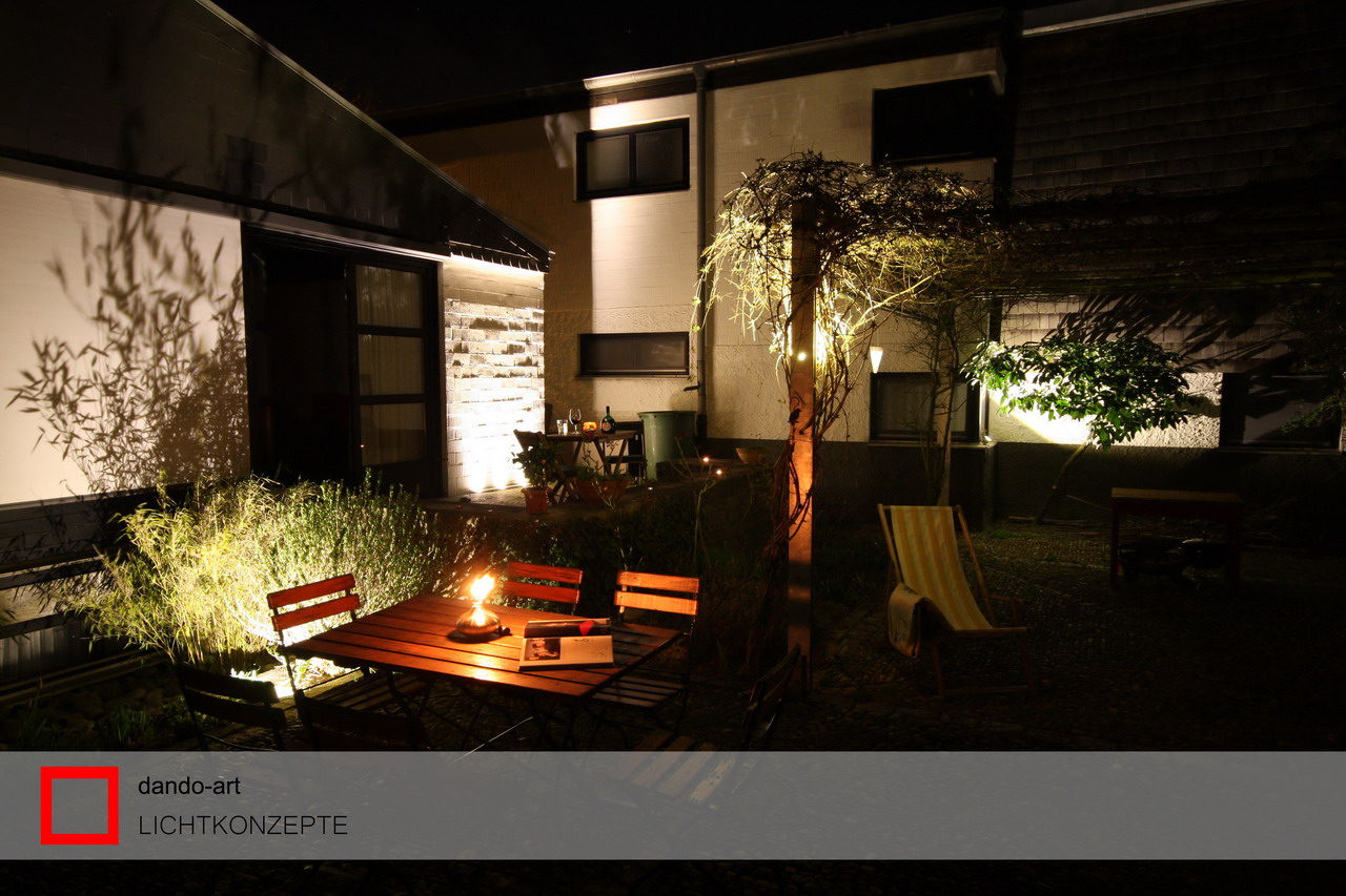 dando-art LED Outdoor
