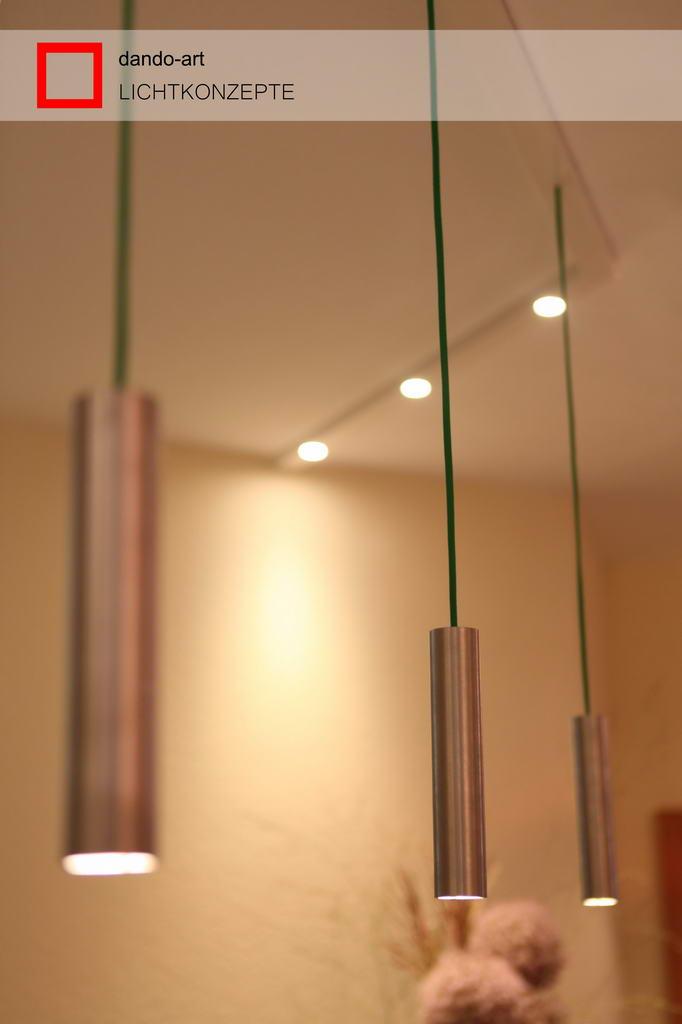 LED Beleuchtung Arztpraxis Empfangstheke, dando-art Lichtkonzepte